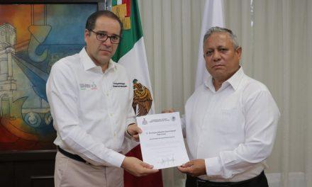 Nombra Gobernador a nuevos secretarios  de Seguridad Pública y Desarrollo Rural