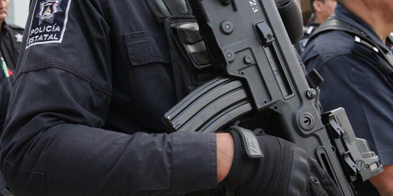 Detiene SSP a tres sujetos porrobo y delitos contra la salud