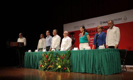 Reúne Colima a antropólogos e historiadores  para estudiar región del occidente de México