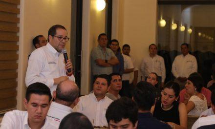 Gobierno da seguimiento a galardonadoscon el Premio Estatal de la Juventud: JIPS