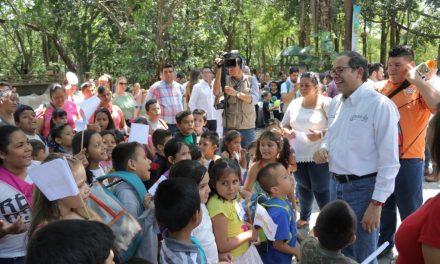 Gobernador pone en marcha la  segunda etapa del Ecoparc Colima