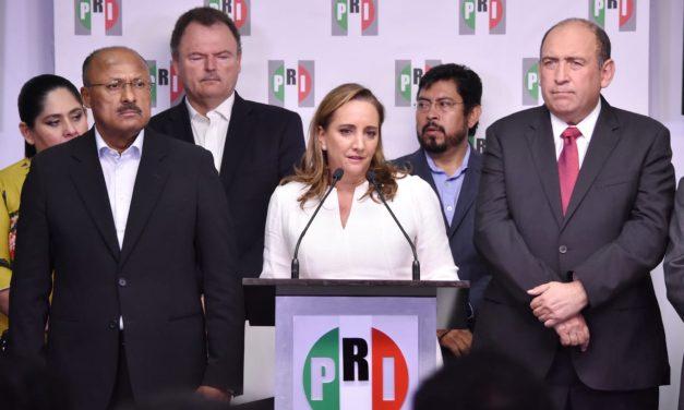 Hay que hacer política que nos acerque a la gente:Claudia Ruiz Massieu