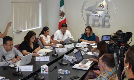 Pierden su registro ante el IEEC, el Partido de la Revolución Democrática y Encuentro Social