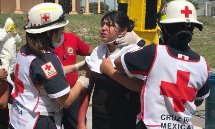 COORDINA PROFEPA SIMULACRO BINACIONAL MÉXICO-ESTADOS UNIDOS, DE EMERGENCIA QUÍMICA MAYOR