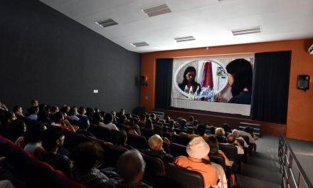 Más de 3 mil 500 personas disfrutaron de la 64Muestra de la Cineteca Nacional en Colima