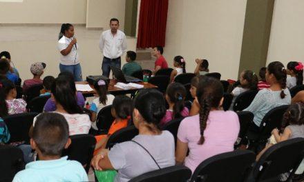 DIF Estatal: La Difusora de los derechos de la niñez realizó gira en el Día Mundial contra la Trata