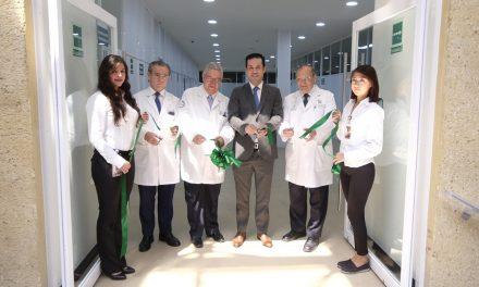 IMSS INAUGURA NUEVAS AULAS DE ENSEÑANZA  EN EL HOSPITAL DE ONCOLOGÍA DEL CMN SIGLO XXI