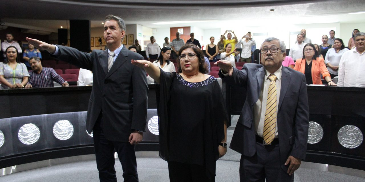 Designa Congreso a los magistrados del Tribunal de Justicia Administrativa