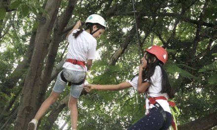 Se integran niños del Mirador de la Cumbre II al Curso Veraneando 2018