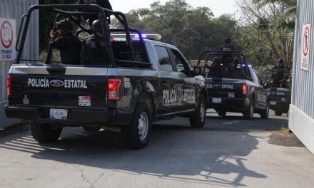 En Colima,  operativo de Fiscalía evita atraco y  permite la liberación de una persona