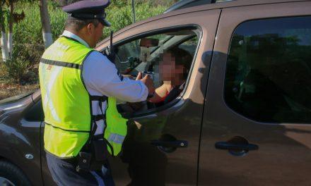 Implementa Gobierno del Estado operativos  de alcoholimetría para prevenir accidentes
