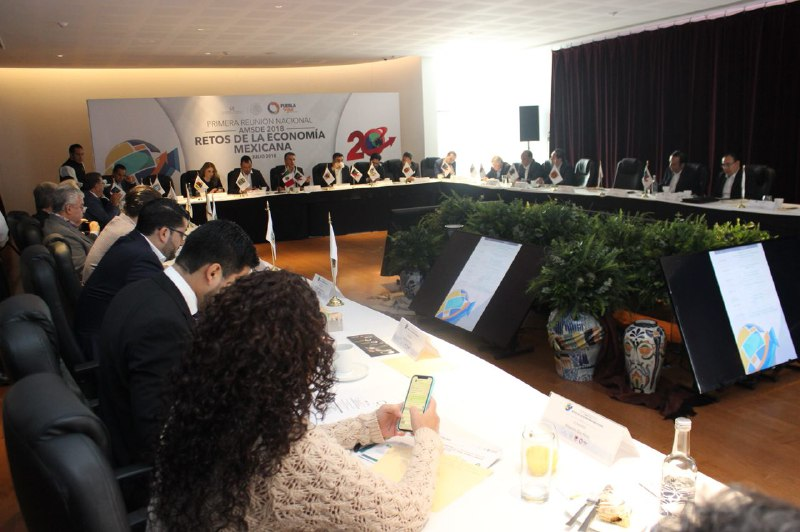 Participa Gobierno de Colima en reunión de Secretarios de Desarrollo Económico