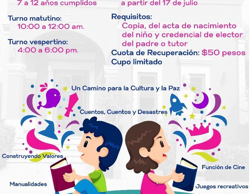 Ayuntamiento de Villa de Álvarez, invita a la tercera edición de sus cursos de Verano
