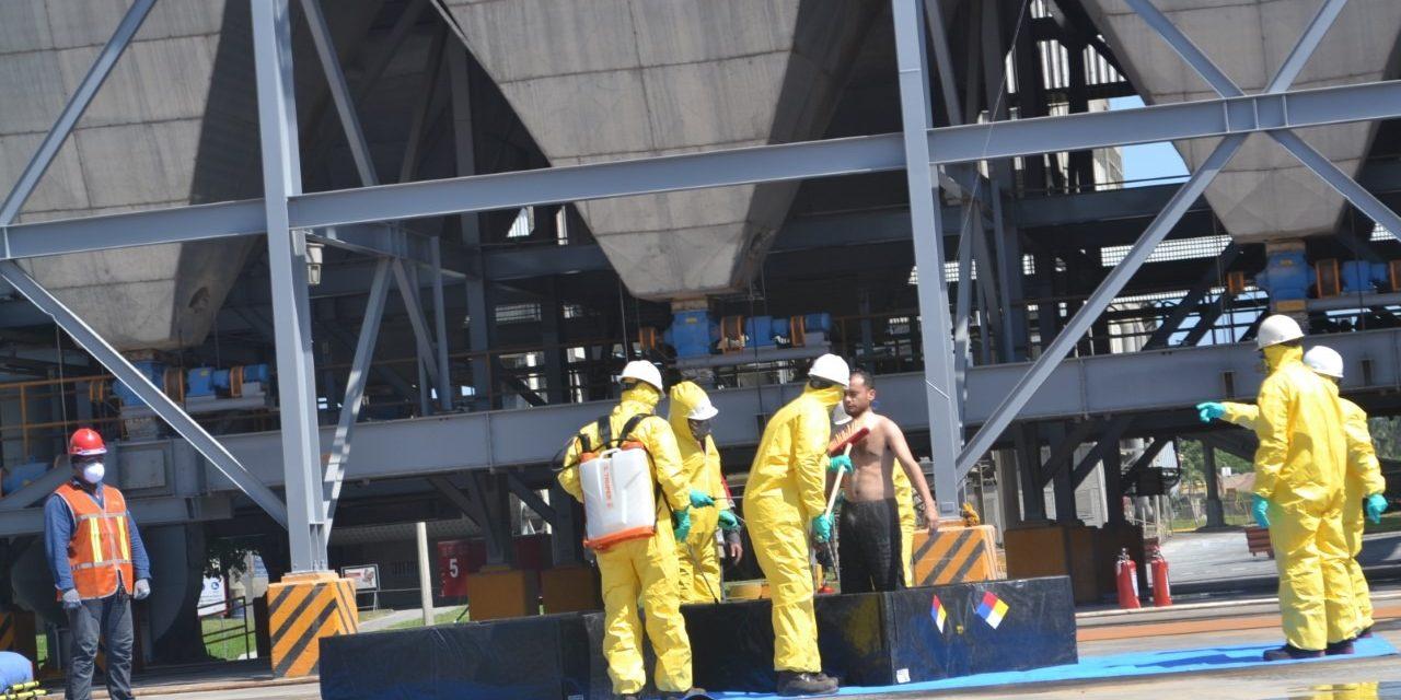 LA PROFEPA COORDINARÁ LA REALIZACIÓN DE 27 SIMULACROS DE EMERGENCIAS QUÍMICAS EN COLIMA,EN EL MARCO DEL DINAPREQ