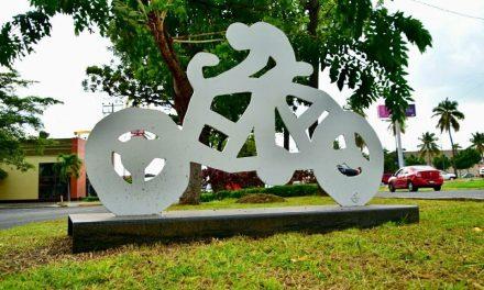 """""""Las Bicicletas, el Arte del Equilibrio"""", en Colima hasta agosto"""