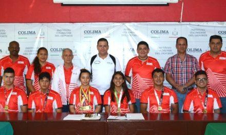 Colima logró 28 medallas en laOlimpiada y Nacional Juvenil