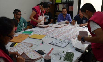Concluyen cómputos distritales en los ConsejosMunicipalesElectoralesdelIEEColima
