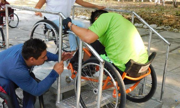 Dos colimenses participarán en Boccia  en la Paralimpiada Nacional: Incode