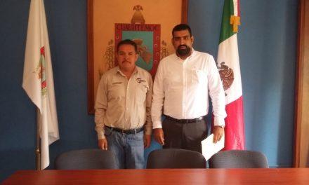 El próximo lunes se reintegra a sus funciones de alcalde Rafael Mendoza, anuncia Moisés Morán