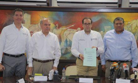 Gobernador exige a SCT revocarconcesión de Caseta de Cuyutlán