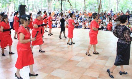 DIF Estatal: Clausura de actividades en los Centros de Convivencia de la Tercera Edad