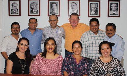 Para fortalecer los trabajos del PAN en Colima, designaron nuevos titulares e integrantes de Secretarías