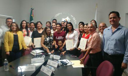 Declara IEE Colima validez de la elección deDiputaciones y entrega constancias de mayoría