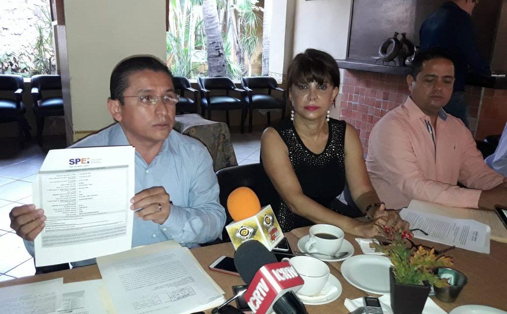 Acusa Claudia Yáñez Centeno, que es víctima de una  Campaña difamatoria; interpuso una querella en la PGJ