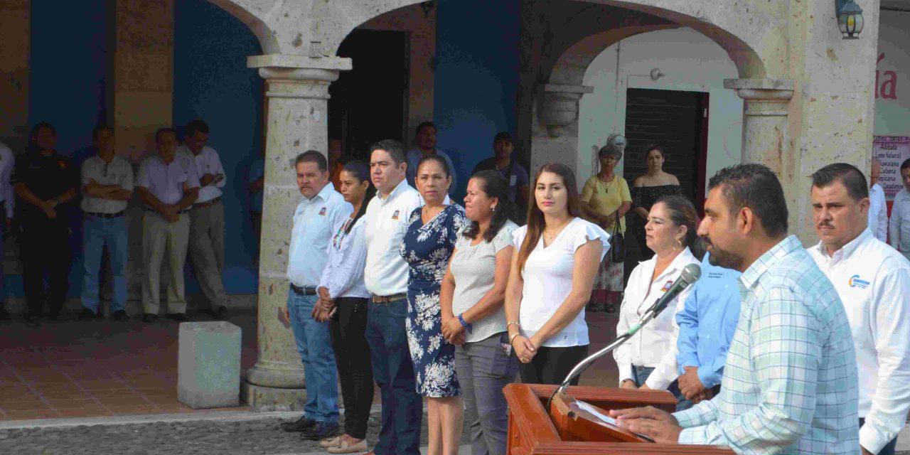 RAFAEL MENDOZA DESTACA LA LABOR DE PROTECCIÓN CIVIL Y BOMBEROS MUNICIPAL