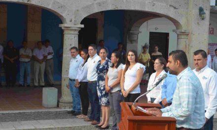 INICIA ALCALDE RAFAEL MENDOZA, GIRA DE VISITAS A LOS GRUPOS DE LA TERCERA EDAD