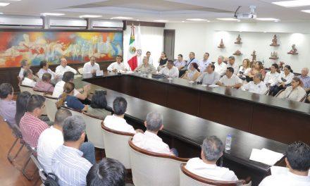 Gobernador convoca a la sociedad a  presentar propuestas para Fiscal General