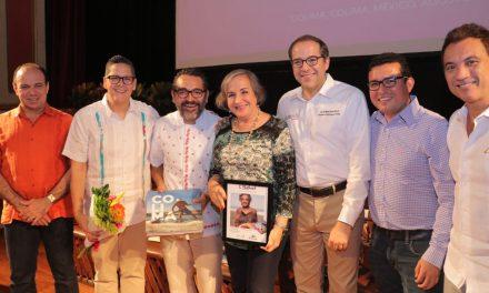 Plasman gastronomía colimense en libro;Preside Gobernador presentación de edición gastronómica