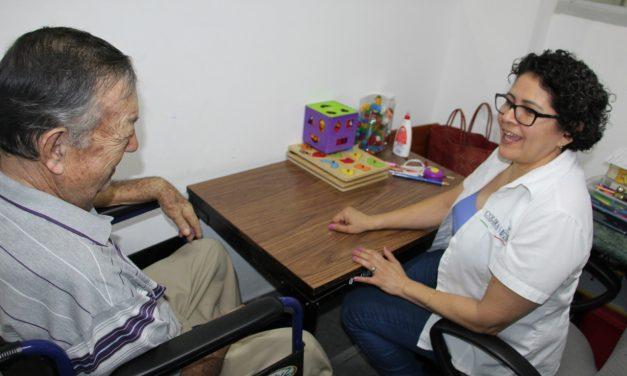 DIF brinda atención a población con trastornos del habla y el lenguaje