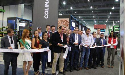 Asiste Gobernador a la Expo México Alimentaria Food Show 2018; naugura módulo de Colima