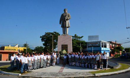 Conmemoran el aniversario luctuoso del General Manuel Álvarez, en Villa de Álvarez