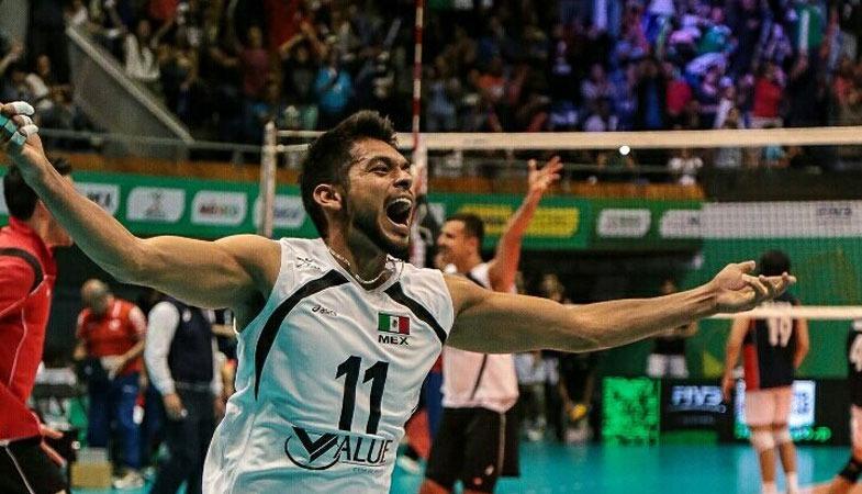 Colimense logra junto con la Selección Mexicana de Voleibol, Bronce en Barranquilla