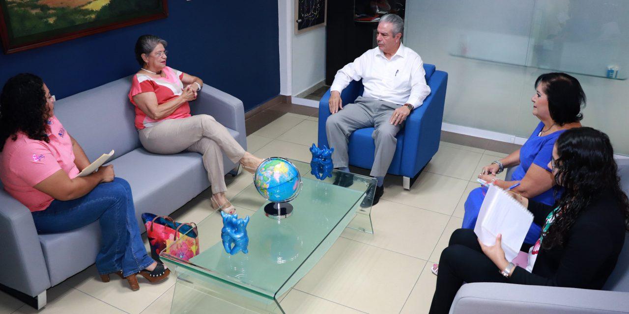 Educación coordinará esfuerzos en torno a la Colecta Diamante de la Solidaridad
