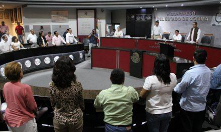 Clausura Congreso del Estado su último Periodo Ordinario de Sesiones