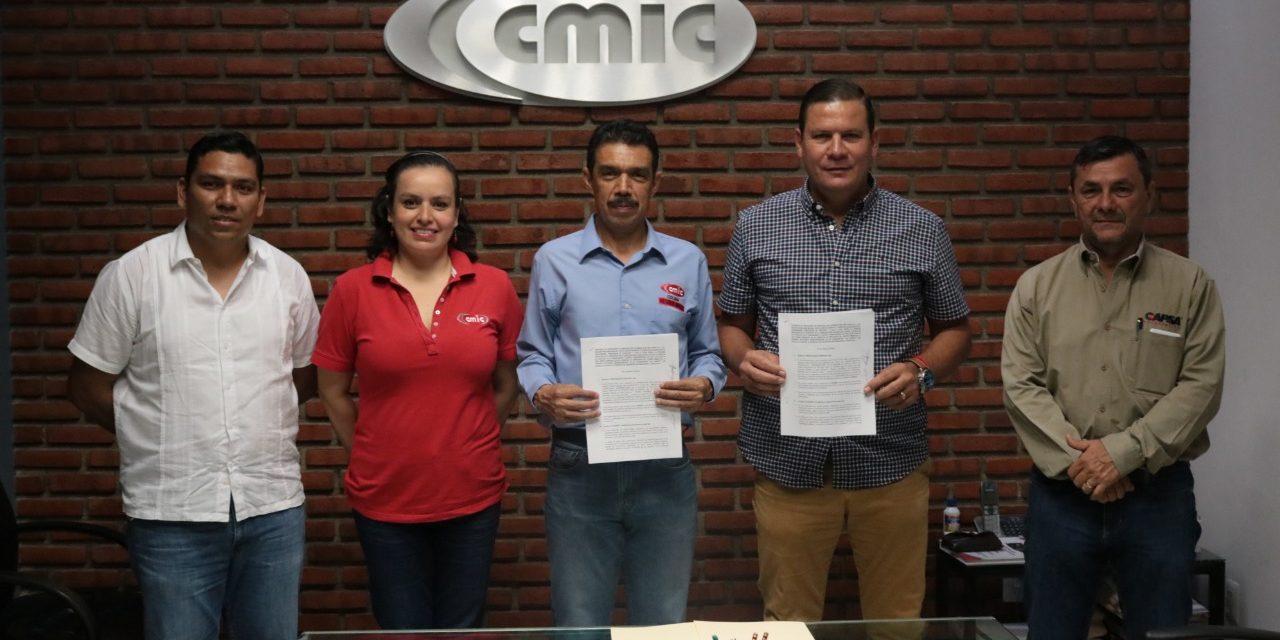 Signan conveniopara el desarrollo del Medio Maratón 21k,Gobierno del Estado y CMIC