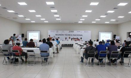 Director del INCODE da la bienvenida a los 32  delegados que participarán en la Paralimpiada