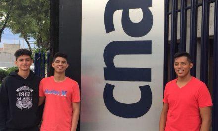En handball, ingresan tres jóvenes colimenses al  Centro Nacional de Alto Rendimiento
