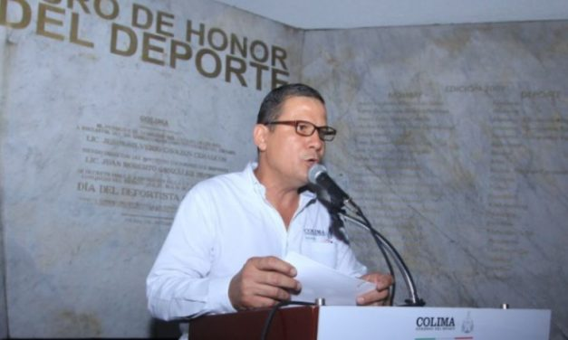 Anuncia Gobierno del Estado ingreso de cuatro  colimenses al Muro de Honor del Deporte 2018