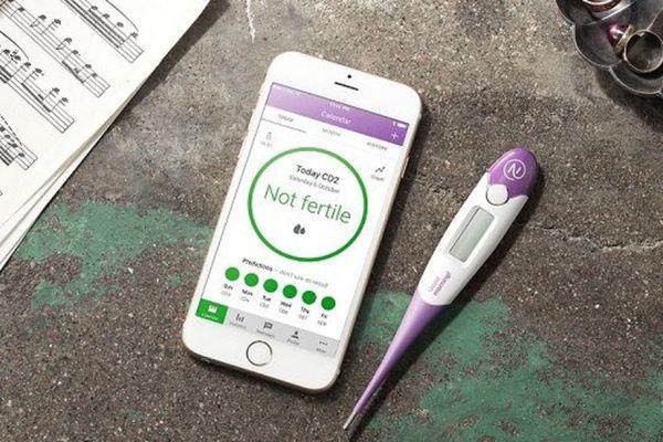 Una app para planificar embarazos falla en 37 mujeres