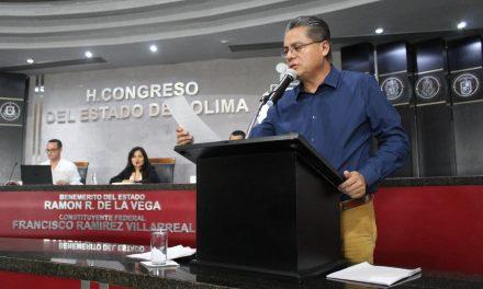 """Congreso otorgará la presea """"Manuel Rivera"""",  al abogado José Gilberto García Nava"""
