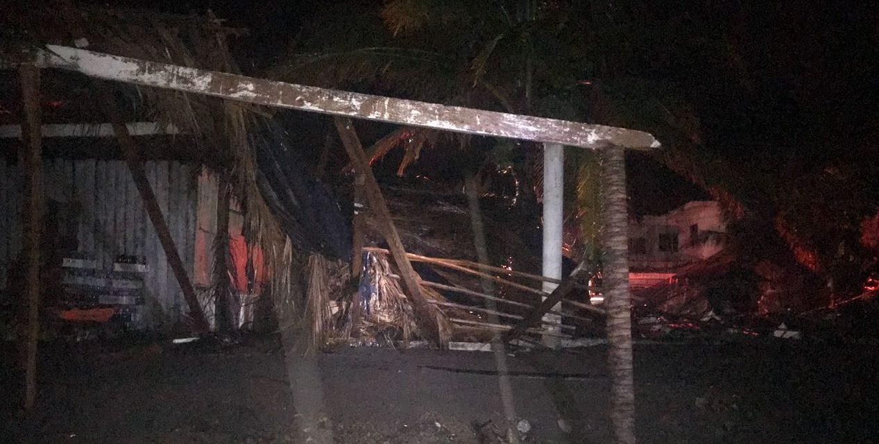 No fue necesario habilitar ningún refugio en el estado por  el paso del Huracán John y la TT Ileana: PC
