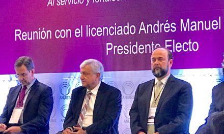 Asiste rector de la U de C a encuentro  de la ANUIES con López Obrador