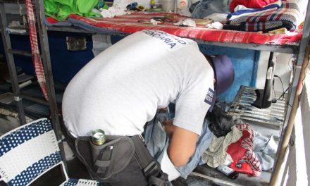 Realiza SSP operativoen el Cereso de Colima