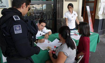 Convoca SSP a jóvenes que deseen  formar parte de la policía estatal