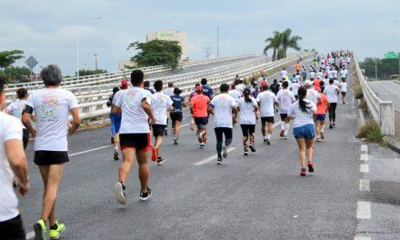 Carrera conmemorativa por XVII aniversario del Hospital Regional Universitario