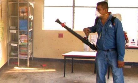 Protegen contra el dengue a  escolares en su regreso a clases